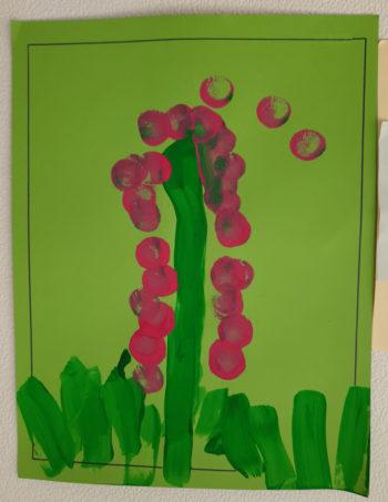 Votre Nid Douillet_dessin-d'enfant_fleur-verte_682x871